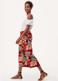 LOFT Tropic Culottes