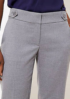 LOFT Trousers in Button Tab in Julie Fit