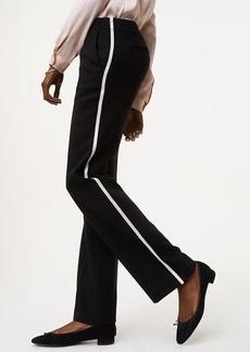 LOFT Trousers in Tuxedo Stripe