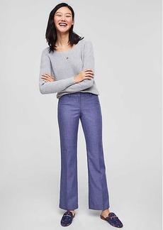 LOFT Trousers in Tweed in Marisa Fit