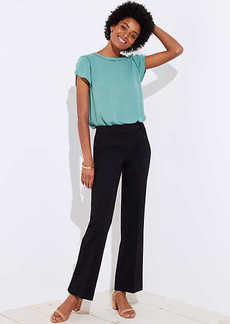LOFT Trousers in Twill in Julie Fit