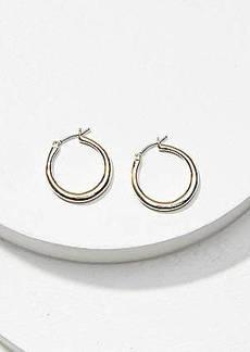 LOFT Tubular Hoop Earrings