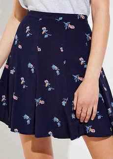 LOFT Tulip Skirt