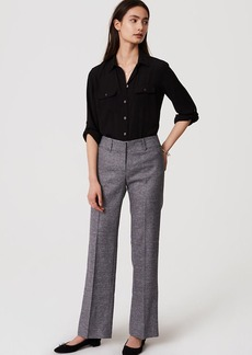LOFT Tweed Trousers in Marisa Fit