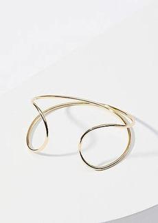 LOFT Twist Cuff Bracelet