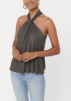 LOFT Twist Halter Top