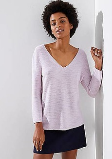 LOFT V-Neck Sweater