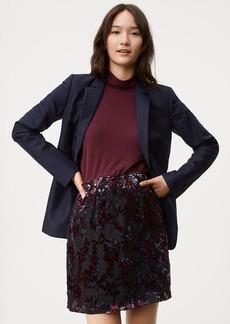 Velvet Vine Skirt