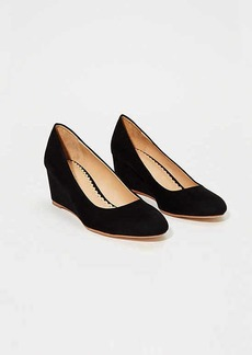 LOFT Wedge Pumps