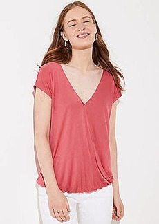 LOFT Wrap Bar Back Tee