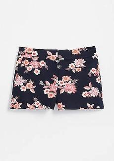 LOFT Zinnia Doubleweave Riviera Shorts