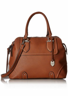 London Fog Camilla Triple Satchel