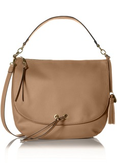 London Fog Hayle Flap Hobo