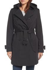 London Fog Heritage Trench Coat with Detachable Liner (Regular & Petite) (Nordstrom Exclusive)