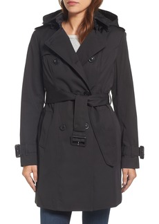 London Fog Heritage Trench Coat with Detachable Liner (Regular & Petite) (Nordstrom Exclusive)
