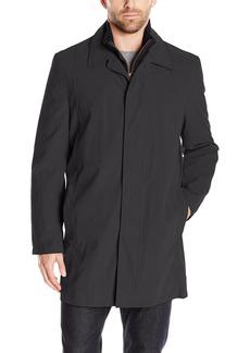 London Fog Men's All Weather Coat with Removable Bib Liner   Regular