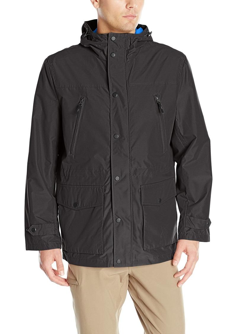 London Fog Men's Brookings Anorak 3 In 1 System Jacket