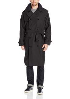 London Fog Men's Iconic Trench Coat