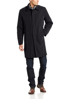 London Fog Men's Durham Rain Coat  42 Long