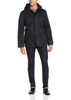 London Fog Men's Heritage Brant Barn Coat