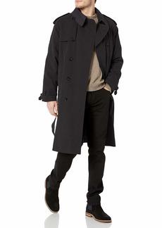 London Fog Men's Iconic Trench Coat   Long
