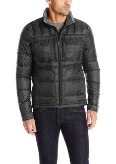 London Fog Men's Jud Packabe Down Jacket