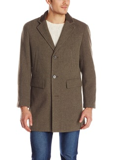 London Fog Men's Ledyard Topper Coat