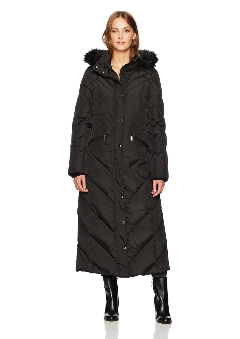 b3259aa9d Women's Maxi Length Down Filled Coat S