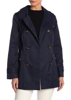 London Fog Missy Trench Coat
