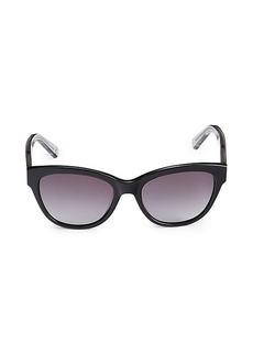 Longchamp 54MM Cat Eye Sunglasses