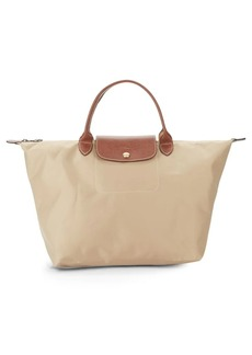 Longchamp Medium Le Pliage Top Handle Bag