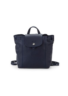 Longchamp Extra Small Leather Backpack