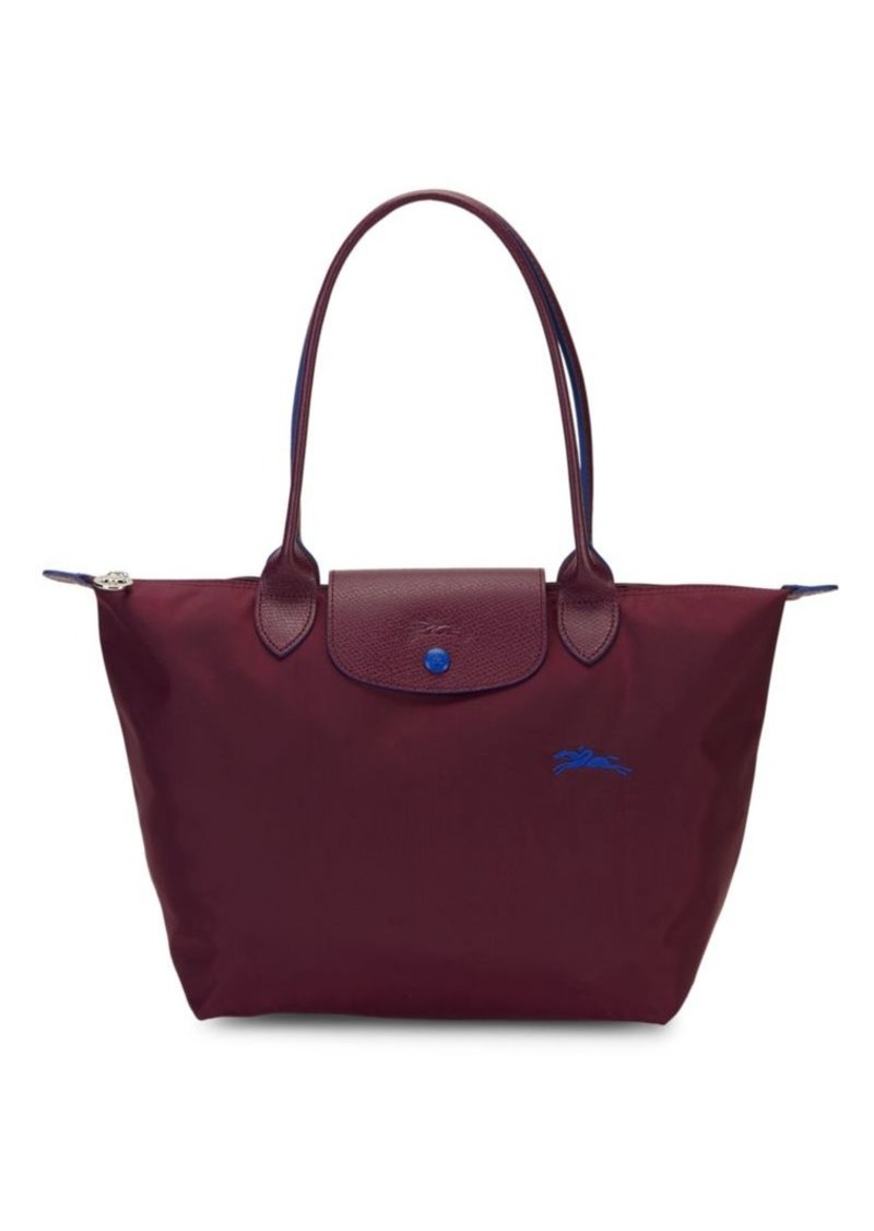 Longchamp Foldable Nylon Tote
