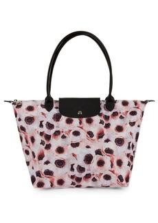 Longchamp Le Pliage Anemone Tote Bag