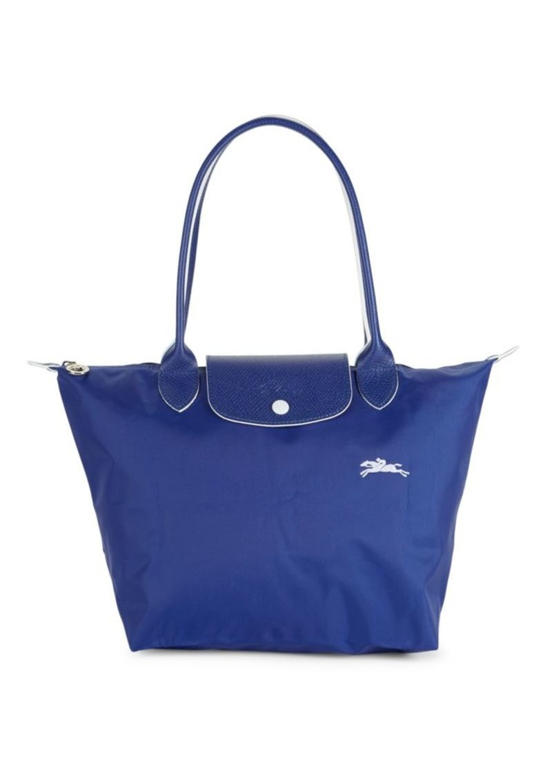 Longchamp Le Pliage Club Foldable Nylon Tote
