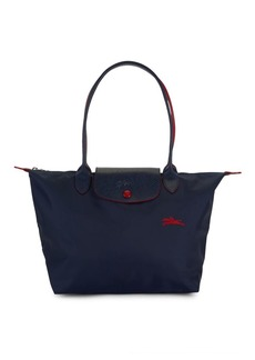Longchamp Le Pliage Club Nylon Top Handle Bag