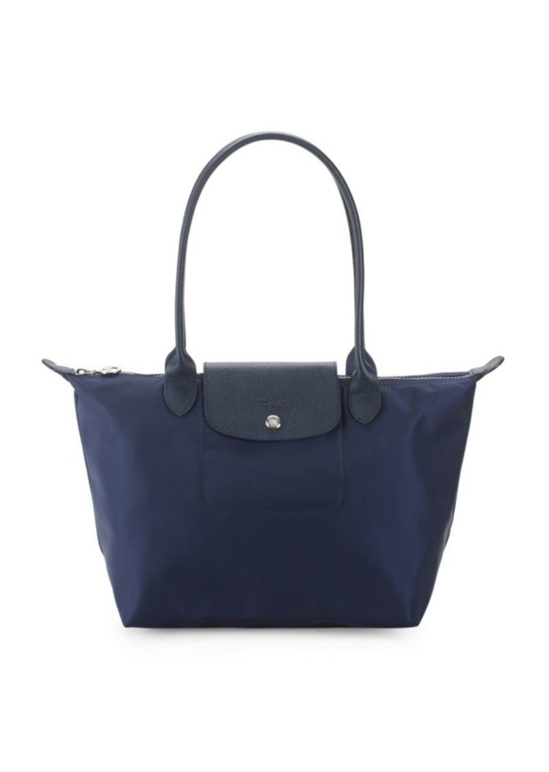 Longchamp Le Pliage Neo Small Leather Tote