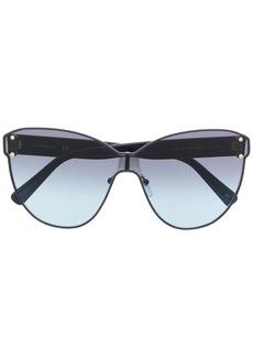 Longchamp LO110 cat-eye sunglasses