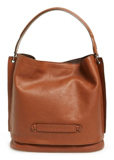 Longchamp '3D' Leather Hobo