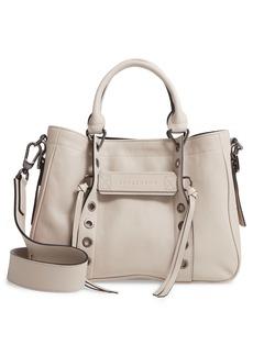 Longchamp 3D Rock Leather Tote