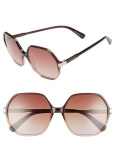 88d2814484 Longchamp Longchamp 54mm Gradient Lens Sunglasses