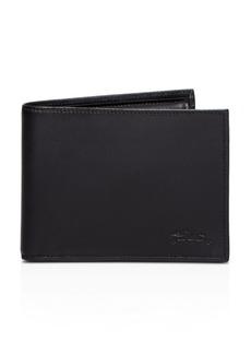 Longchamp Baxi Cuir Bi-Fold Wallet with Coin Pouch