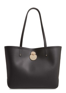 Longchamp Cavalcade Leather Tote