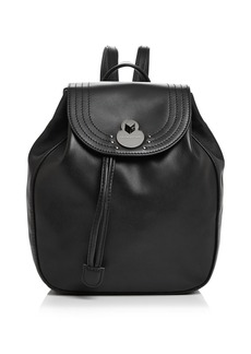Longchamp Cavalcade Small Leather Backpack