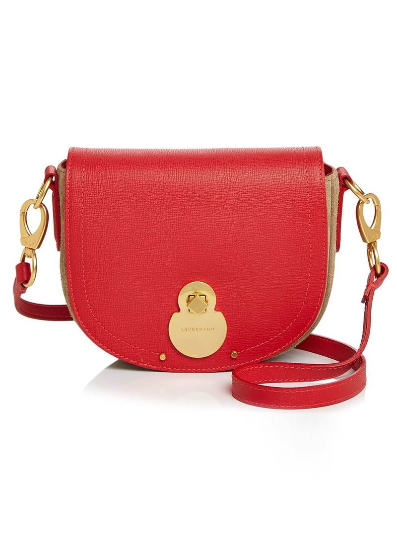 Longchamp Cavalcade Wild Small Leather Crossbody