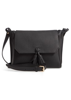 Longchamp Large Penelope Leather Crossbody Bag