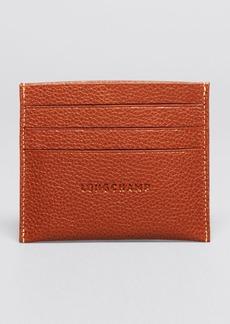 Longchamp Le Foulonn� Card Case