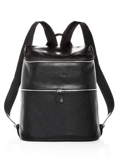 Longchamp Le Foulonn� Extra Large Leather Backpack