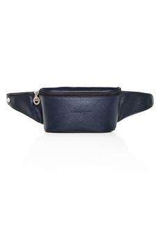 Longchamp Le Foulonn� Leather Belt Bag