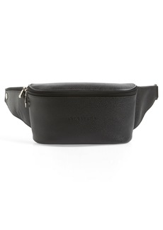 Longchamp Le Foulonné Leather Belt Bag